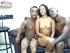 two freak with incredible babe